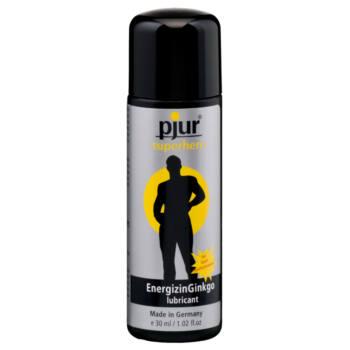 pjur superhero - energetizáló síkosító férfiaknak (30ml)