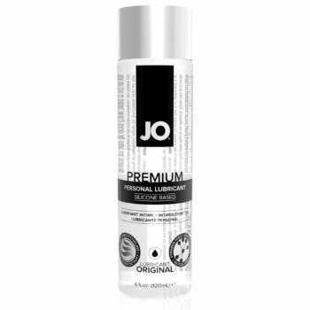 JO Prémium szilikonos síkosító (120ml)