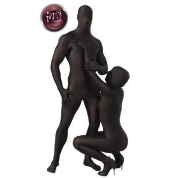 Testbody - fekete
