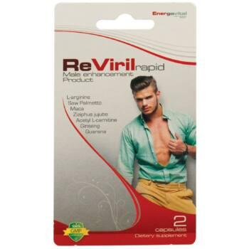 ReViril Rapid étrend-kiegészítő kapszula (2db)