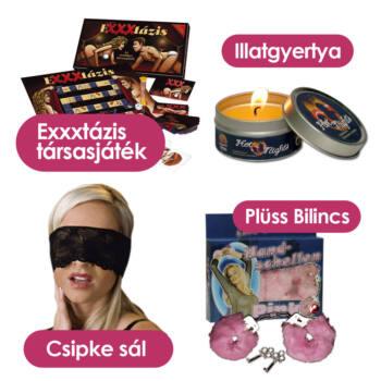 Exxxtázis GIGA csomag