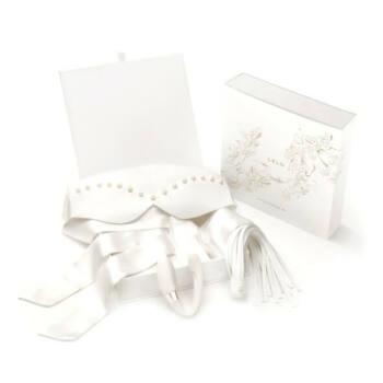 LELO Bridal - hófehér nászutas vibrátor szett