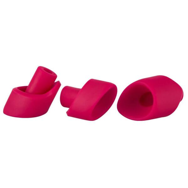 Womanizer 2GO - XL pótszívóharang szett (3 x 3,5cm)