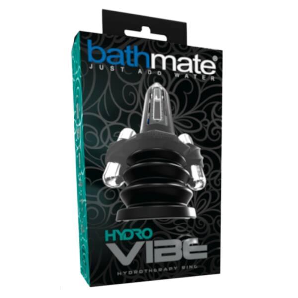 Bathmate HydroVibe - akkus, vibrációs feltét péniszpumpára