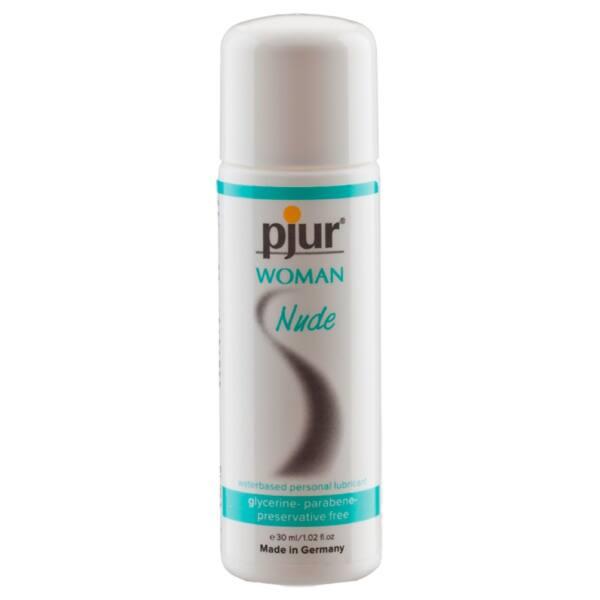 pjur Woman Nude - szenzitív síkosító (30ml)