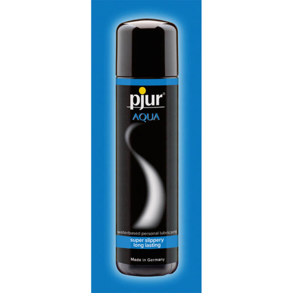 pjur AQUA síkosító szett (50db*2ml)