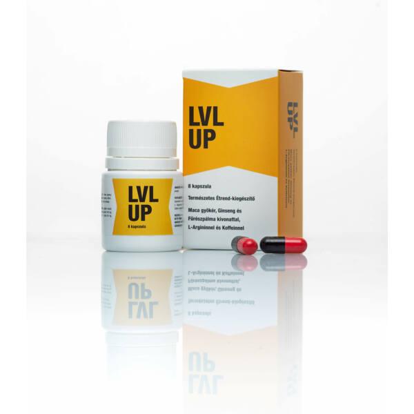 LVL UP - term. étrendkiegészítő férfiaknak (8db)
