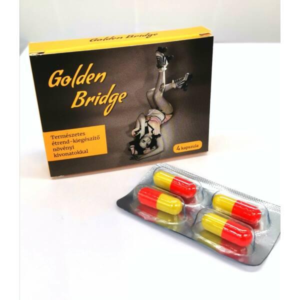 Golden Bridge For Men - term. étrend-kiegészítő növényi kivonatokkal (4db)