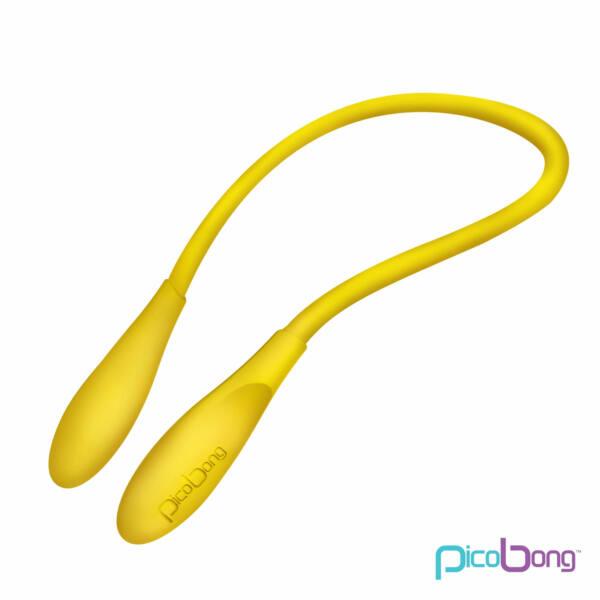 Picobong Transformer - vízálló uniszex vibrátor (sárga)