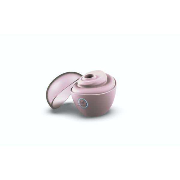 Lora DiCarlo Baci - vízálló, akkus csikló masszírozó vibrátor (pink)