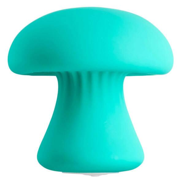 Cloud 9 Mushroom - akkus, wellness gomba csiklóvibrátor (türkiz)