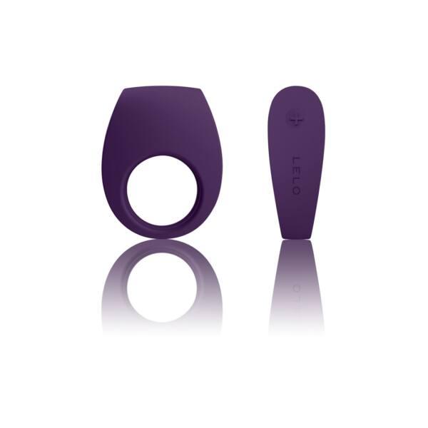 LELO Tor 2 - akkus péniszgyűrű (lila)