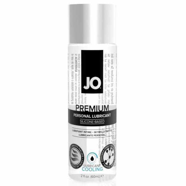 JO Prémium COOL hűsítő, szilikonos síkosító (60ml)