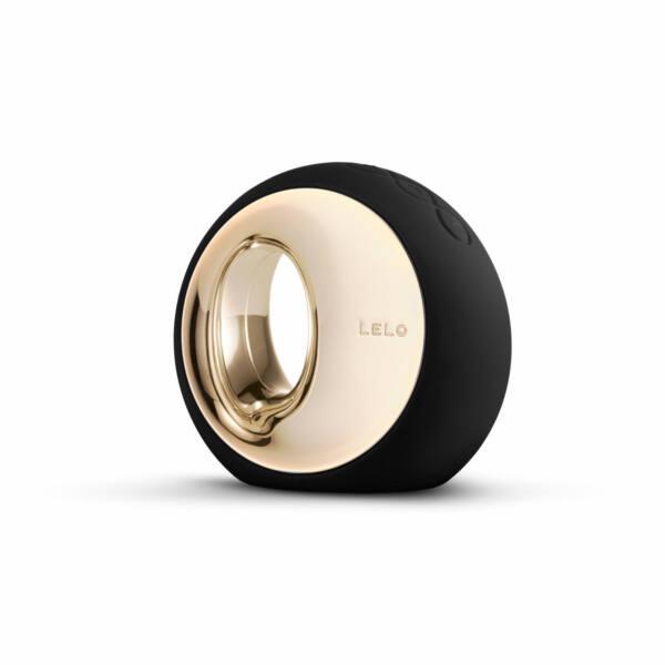 LELO Ora 2 - orálszex szimulátor vibrátor (fekete)