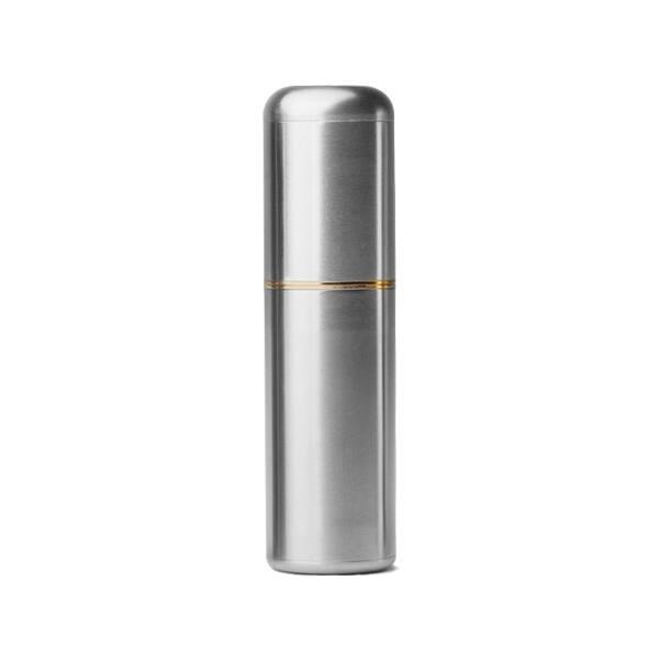Crave Bullet - akkus mini rúzsvibrátor (ezüst-arany)