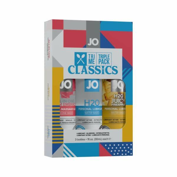 JO System Classics - változatos síkosító szett (3db)