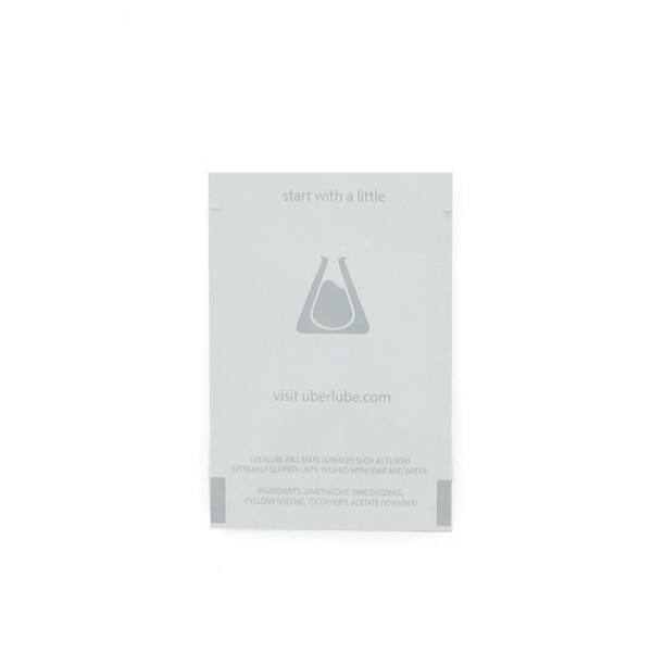 Überlube - szilikonos síkosító (2ml)