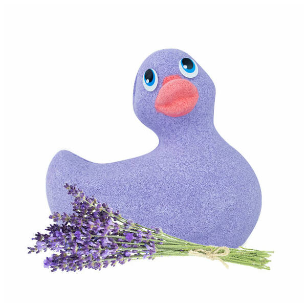 My Duckie - illatos kacsa fürdőbomba (levendula)