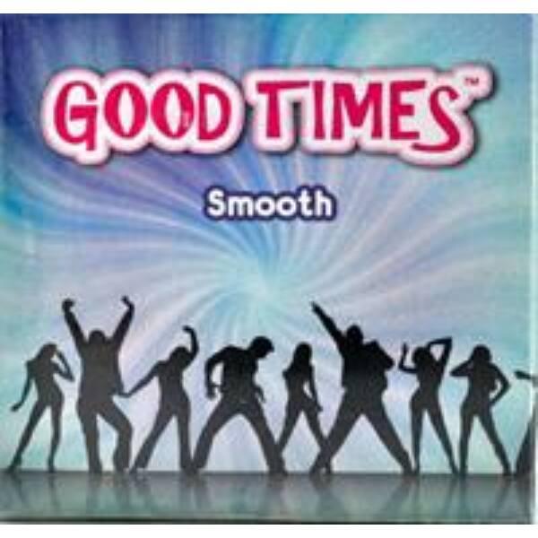 Good Times Smooth - sima óvszer (3db)